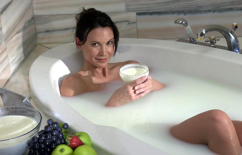 Как похудеть при помощи пищевой соды в ванне