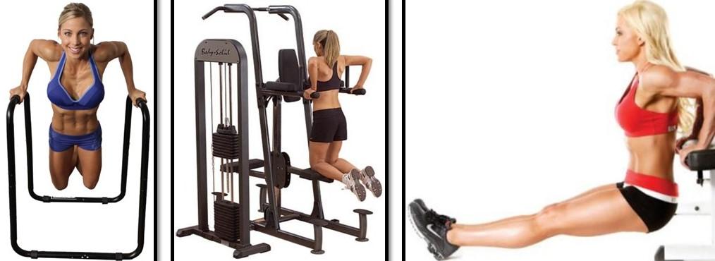 Упражнения для плеч в тренажерном зале