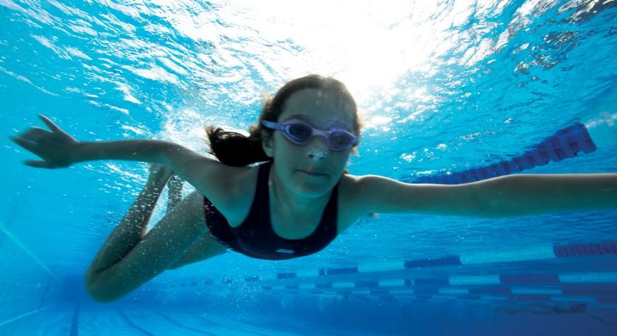 Где начинать плавать