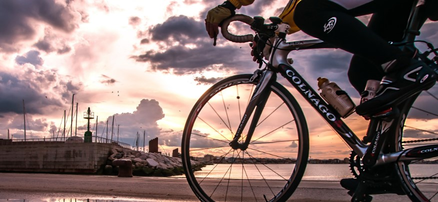 кардио тренировки на велосипеде