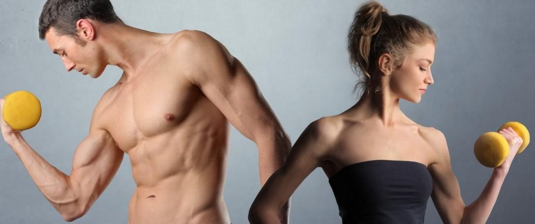 Как нарастить мышечную массу в домашних условиях
