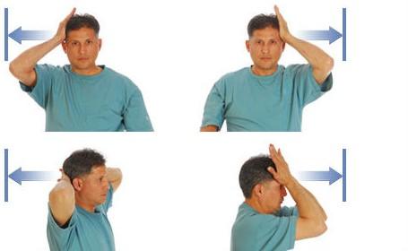 Статическая нагрузка на шею