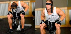 Упражнения с доп.весом на шею