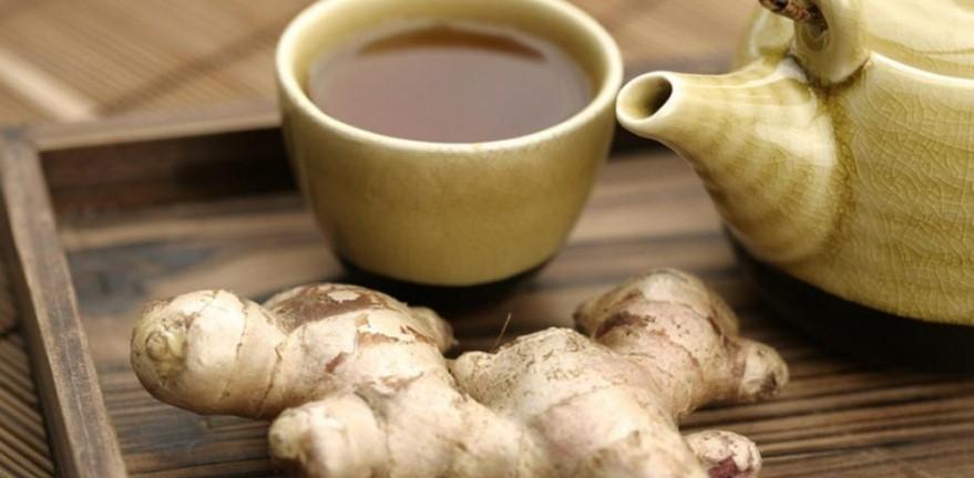 Вред имбирного чая