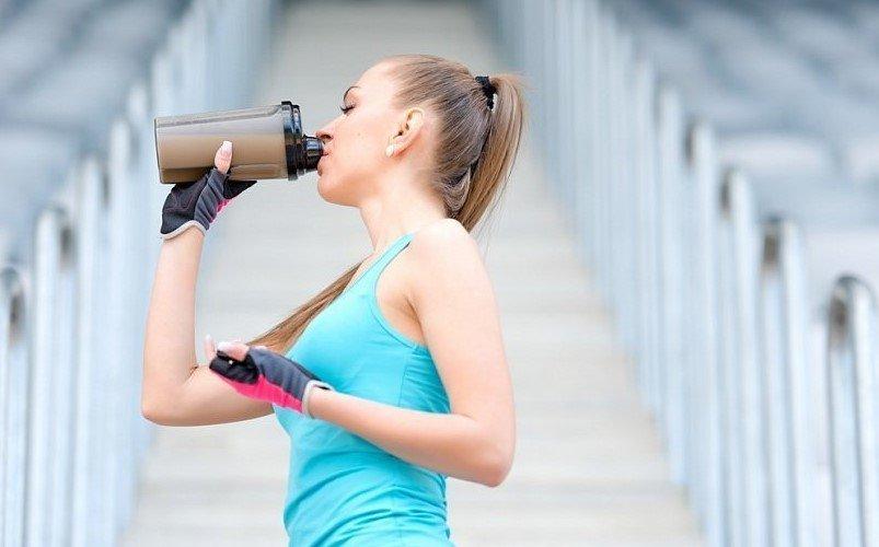 Спортивное питание для похудения - для женщин