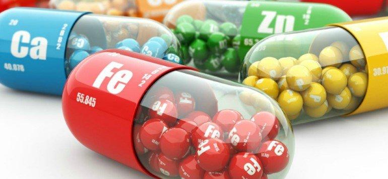 Насыщение организма необходимыми витаминами