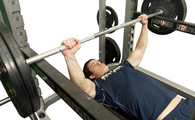 Как нарастить мышечную массу в домашних условиях - тренировки со штангой