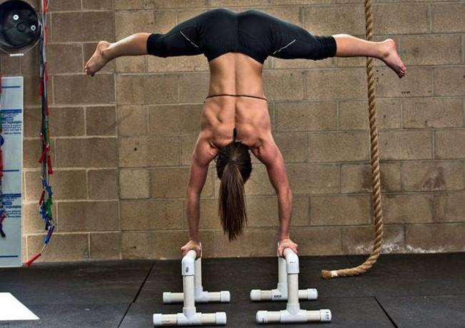 кроссфит - гимнастические упражнения