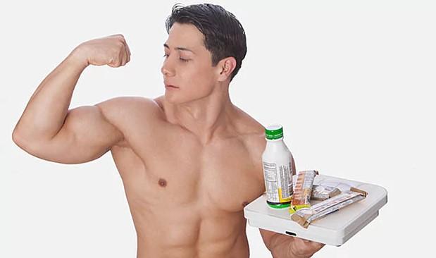 Как нарастить мышечную массу в домашних условиях - спортивное питание