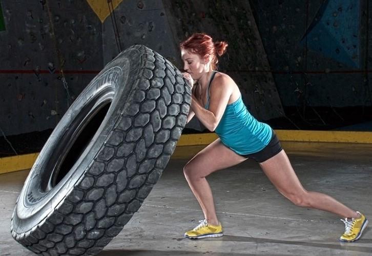кроссфит - циклические упражнения