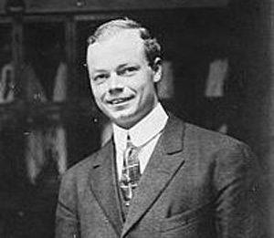 Чарльз Дэниэльс, основатель техники плавания кролем