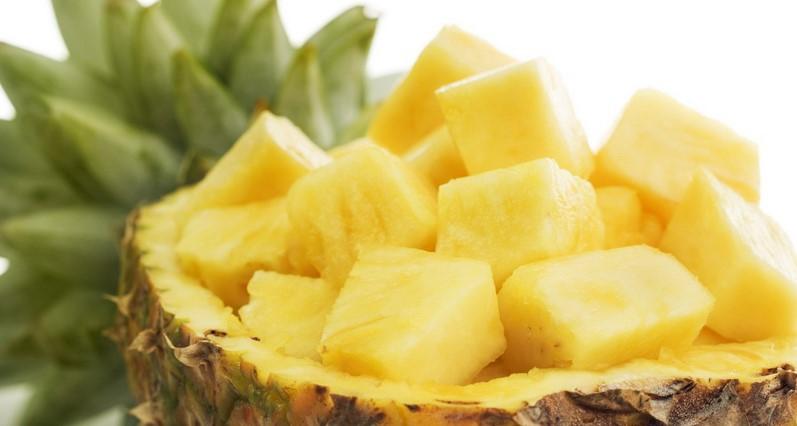 Противопоказания по употреблению ананасов