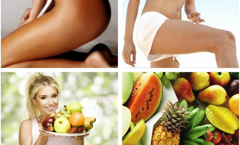 Как уменьшить объем бедер - правильное питание