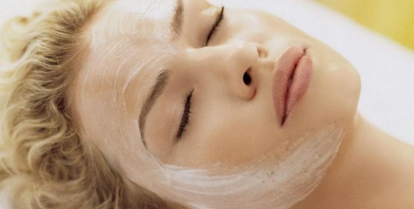 Листья малины - маска для лица