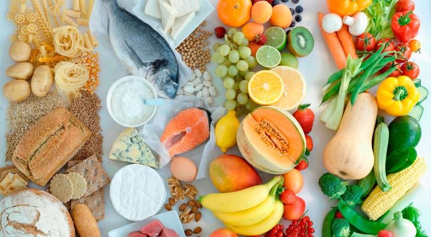 Раздельное питание для похудения таблица