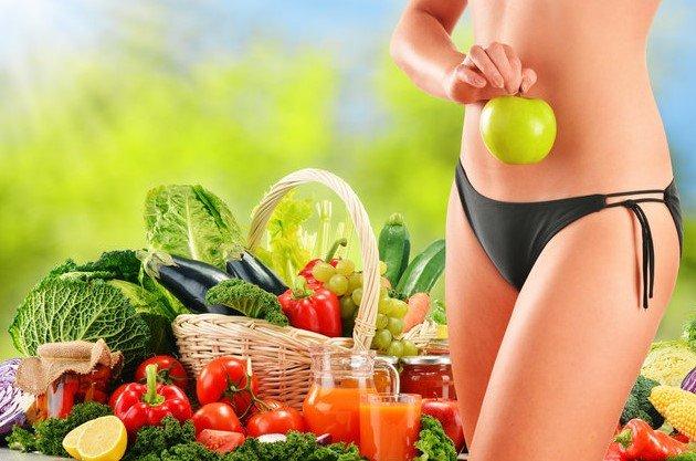 рацион, исключив жирную, жаренную и сильно калорийную пищу